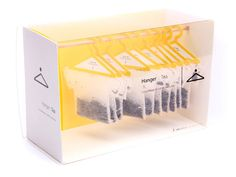 Hanger Tea on Packaging of the World - Creative Package Design Gallery