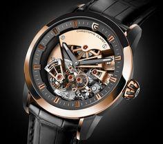 Nouveautés  2014 des montres Christophe Claret - Les marques - Horlogerie Suisse