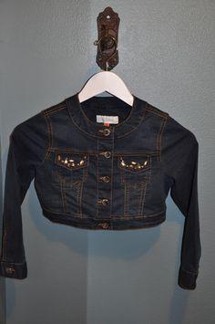 Picture of Dark Denim Jacket By Mayoral  $ 54.50