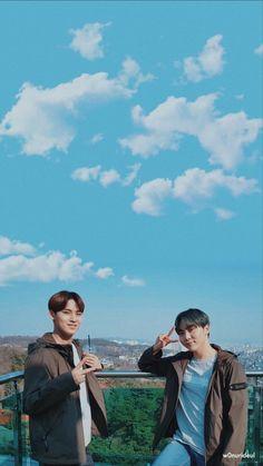 Carat Seventeen, Mingyu Seventeen, Seungkwan, Wonwoo, Seventeen Number, Seventeen Wallpapers, Love Ya, Kpop, Number Two