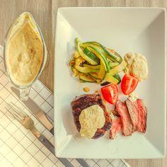 #zucchini #grill  #meat #filetmignon #filet #steak