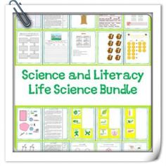 Filling in the literacy gap- informational texts in the Science classroom #STAAR