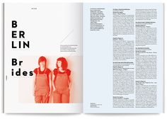 Pepper Magazine on Editorial Design Served