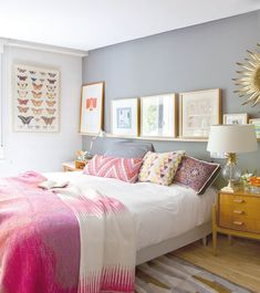 9 Ways to Make the Most Out of Your Tiny Bedroom Space | Brit   Co