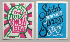 Typographical Fun Statements   Andy Smith   graphics