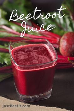 Studies show that drinking just of beetroot juice a day can significantly reduce high blood pressure. Healthy Juice Recipes, Healthy Juices, Detox Juices, Juice Smoothie, Smoothies, Beetroot Juice Recipe, Diet Drinks, Beverages, Juicing For Health