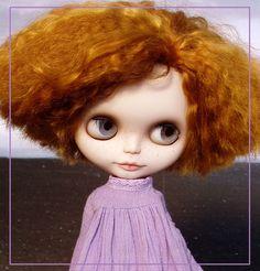 OOAK custom Blythe doll by Natcase1 with dress by Melacacia--- MINT #CustomBlythe