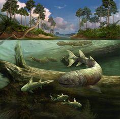 Devonian - Karen Carr