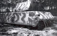 A 2nd prototype German Maus tank captured by Soviets. *Note the Allied soldier on back on this large tank. The size alone shocked everyone who saw this monster!!