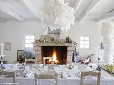 Table styling by Joséphine Ryan