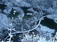 Plitvice lakes during winter   #lobagolabnb #lobagolaadventure #mediterra #croatia #outdoor #adventure #balkan #nature