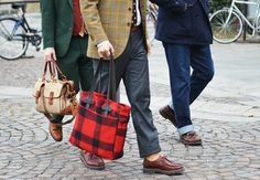 Best of Tommy Ton Prep at Fashion Week Fall 2012 - Men's Street Style: Style: GQ