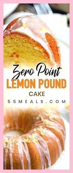 New Easy Cake : Weight Watchers Freestyle Lemon Pound Cake Recipe - 0 Points, Weight Watcher Desserts, Weight Watchers Snacks, Weight Watcher Dinners, Plats Weight Watchers, Weight Loss, Weight Watchers Brownies, Healthy Recipes, Pastries, Clean Eating Snacks
