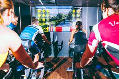 Stages Indoor Cycling is the choice of the world's top fitness facilities and most successful boutique studios. Stages is cycling focused and dedicated to innovation. Indoor Cycling Bike, Fitness Facilities, Stage, Sports, Hs Sports, Sport