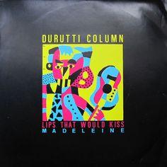 Durutti Column - 'Lips that would kiss' Album Covers, Kiss, Logos, Art, Art Background, Logo, Kunst, Performing Arts, Kisses