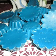 Salty Sea Air candle tarts! SALTY SEA AIR Scent, Highly Fragranced Homemade Soy Tarts/Melts