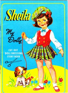 Sheila, my Dolly Published by Award