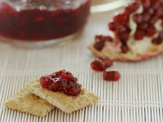 Eine süße Versuchung am Morgen! Granatapfelmarmelade - smarter - Zeit: 30 Min. | eatsmarter.de