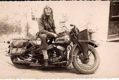 Cpl. William Virgil Burton, shown here in Sicily in 1943, was visiting the Barber Vintage Motorsports Museum, in Birmingham, when he saw a 1942 Harley Davidson, identical to the one he rode while a soldier in World War II. Photo Courtesy of...