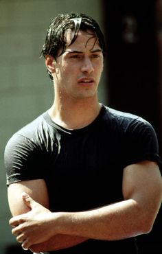 POINT BREAK, Keanu Reeves, 1991. TM and Copyright (c) 20th Century Fox Film Corp. All Rights Reserved.