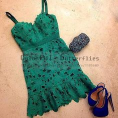 Barato 2014 vestido de alça Lace New verde mulher sexy vestidos casuais moda verão vestido de festa, Compro Qualidade Vestidos diretamente de fornecedores da China:                                                                                Tamanho (cm)