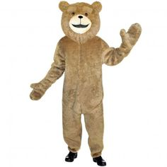 Adult Ted Bear Costume