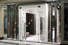 Manolo Blahnik store by DNA Moscow 04 Manolo Blahnik store by Data Nature Associates, Moscow