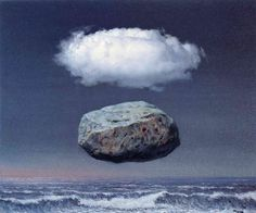 Clear ideas, 1958 Rene Magritte