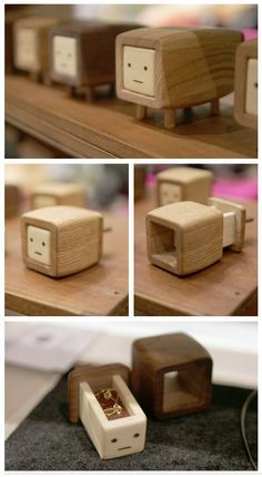 6 Smart DIY Jewelry Box Ideas for Well Kept Accessories to Store and Reach Easily diy schmuckschatulle ideen (Schmuckkästchen) Wooden Projects, Wooden Crafts, Outdoor Projects, Wooden Diy, Craft Projects, Jewelry Box Plans, Diy Jewelry Box, Recycled Jewelry, Jewellery Boxes