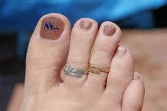 Sirens Gold Toe Ring by 88Links on Etsy, $10.00