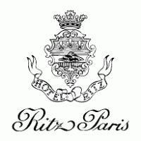 typography & logo inspiration: Logo of Ritz Paris