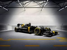 Renault reveals new Formula 1 car for 2016 , - , Renaul...