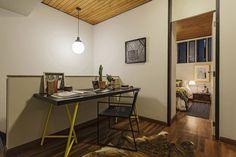 Loft em Belo Horizonte,projeto da arquiteta Marina Dubal