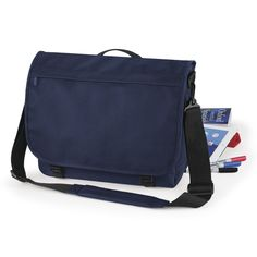 Freestyle Messenger Bag - Navy Shown. Satchel, Cap, Messenger Bags, Range, Baseball Hat, Cookers, Crossbody Bag, Backpacking, School Tote