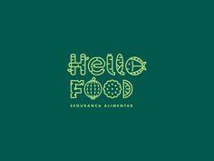 Hello Food on Behance