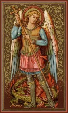 San Michael the Archangel Spiritual Images, Religious Images, Religious Art, Archangel Uriel, Paint Icon, Angel Images, Kunst Online, Angel Warrior, I Believe In Angels