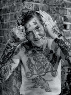 Senior Citizens Reveal What Tattoos Look Like on Aging Skin - My Modern Metropolis