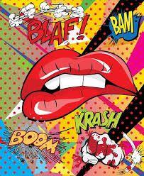 iPhone & Android mobile phones Pop Up Art graphic design inspired Wallpaper from Graffiti Art, Comic Kunst, Comic Art, Illustration Pop Art, Art Illustrations, Comics Vintage, Funny Vintage, Retro Vintage, Tableau Pop Art