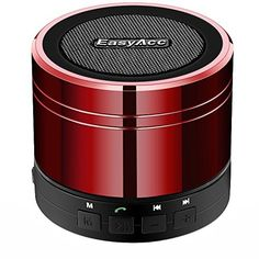 Sale Preis: EasyAcc® Mini Portable Bluetooth Lautsprecher, Rot. Gutscheine & Coole Geschenke für Frauen, Männer und Freunde. Kaufen bei http://coolegeschenkideen.de/easyacc-mini-portable-bluetooth-lautsprecher-rot