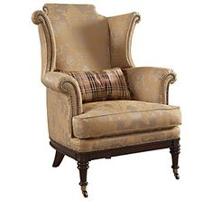 Drexel Heritage Upholstery - Stansfield Chair