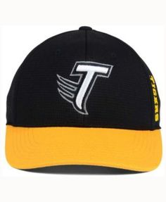 wholesale dealer d8ec9 4be11 ... where to buy top of the world towson university tigers booster 2tone  flex cap black gold