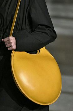 How cool is this? | Yellow | Geometric bag