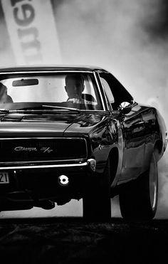 Hot Cars | 1968 Dodge Charger R/T by Henrik Lindberg