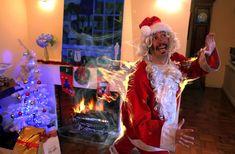 FUNNY SANTA - Funny CHRISTMAS