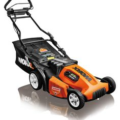 Have to have it. Worx IntelliCut Cordless PaceSetter Mower $569.99