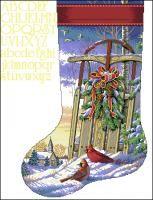 Kerst Slee Stocking