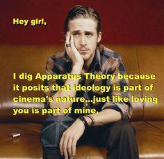 Film Studies Hey Girl!!