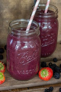 Fruitige Antioxidanten Smoothie – EetPaleo