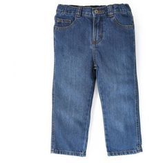 Wrangler Baby Toddler Boy Carpenter Jeans, Size: 4 Years, Blue