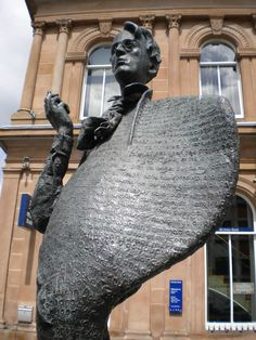 W. B. Yeats in Sligo, Ireland